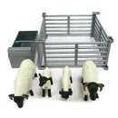Britains 43080 - Big Farm Sheep Pen Set