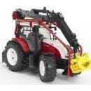 Bruder 03092 - Steyr CVT 6230 Forestry Tractor
