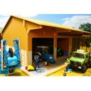Brushwood Toys BBB140 - Multi Use Barn