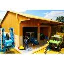 Brushwood Toys BBB140 - Multi Use Barn