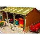 Brushwood Toys BBB150 - 3 Bay Open Barn