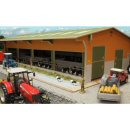 Brushwood Toys BT8965 - Twin Row Cubicle Shed