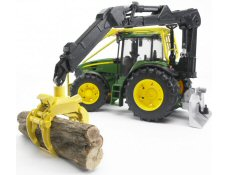 Introducation photo of toy forestry tractors
