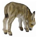 Collecta 88408 - Donkey Foal, Grazing