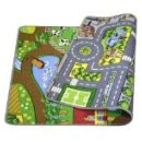 Colorama Reversible Play Mat with Farm and Roads