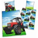 Herding Young Collection - Tractor Bed Linen Set