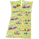 Herding Young Collection - Tractor Bedding Set