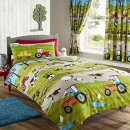 Kids Club - Farmyard Design Bedding Set