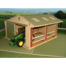 Large Utility Shed 1:16 Scale
