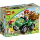 Lego 5645 - Duplo Farm Bike