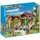 Playmobil 5119 - Farm Barn with Silo