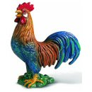 Schleich 13131 - Colourful Rooster, Crowing