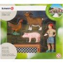 Schleich Barnyard Animals