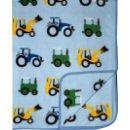 Tractor Ted Fleece Blanket