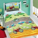 Tractor Duvet Cover Set