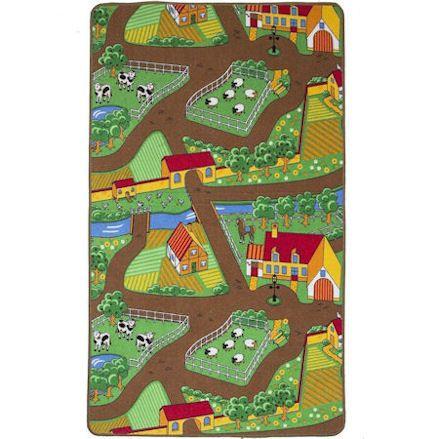 AHOC: Farm & Village Play Mat