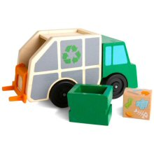 Melissa & Doug truck with accessories