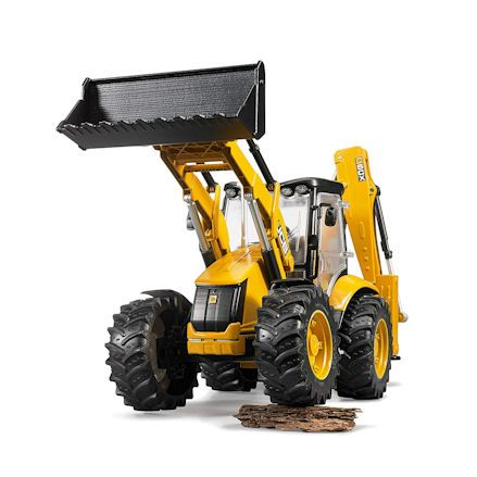 Backhoe digger for excavating and digging