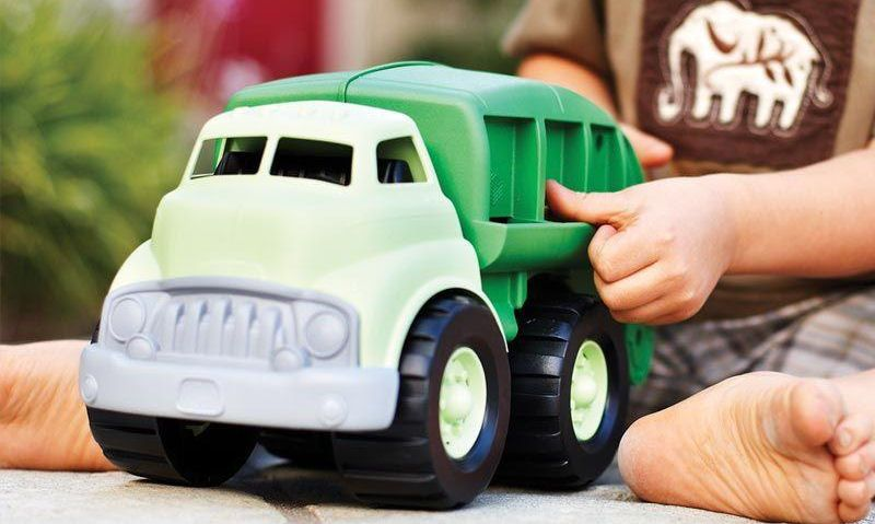 Best toy recycling trucks