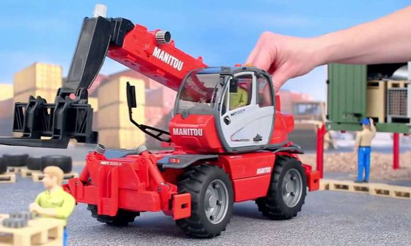 Best toy telehandlers