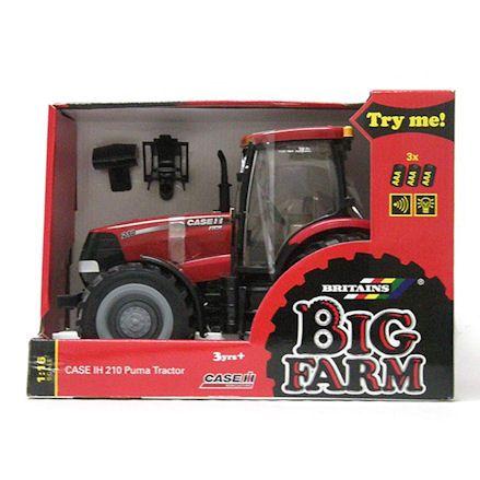 Big Case tractors