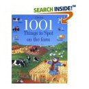1001 Things to Spot on the Farm (1001 Things to Spot) (Paperback)