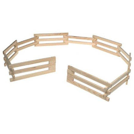 Breyer 7500 Traditional Wood Corral