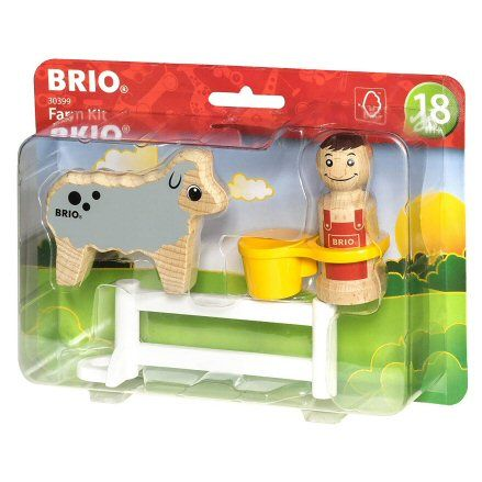 BRIO 30399 Farm Kit, boxed