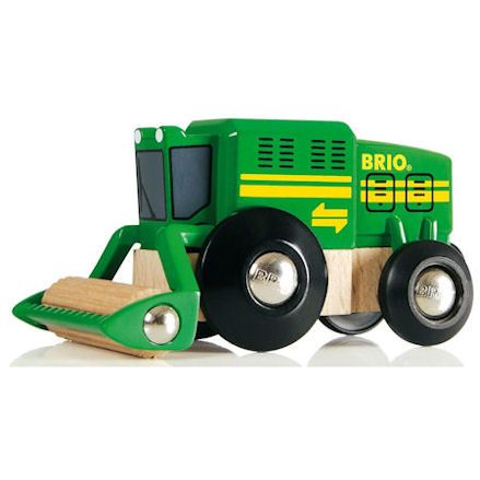 BRIO Combine Harvester