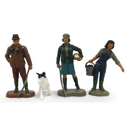 Britains 40954 Farming Family, 1:32 Scale