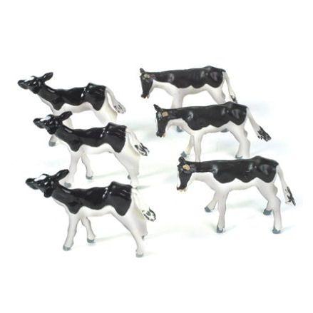 Britains 40960 Friesian Calves, 1:32 Scale