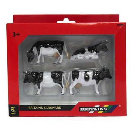 Britains Friesian Cattle, Boxed