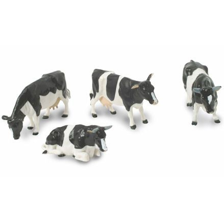 Britains 40961 Friesian Cattle, 1:32 Scale
