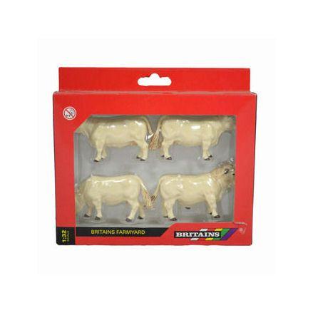 Britains 40962 Charolais Cattle, Boxed