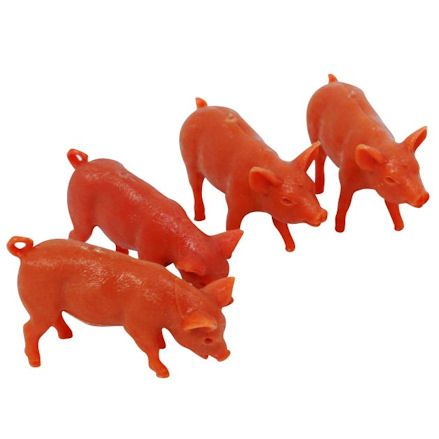 Britains 40966 Large White Pigs, Piglets