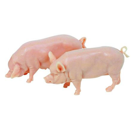 Britains 40966 Large White Pigs, Sow