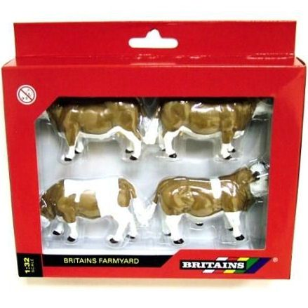 Britains 42351 Simmental Cattle, Boxed