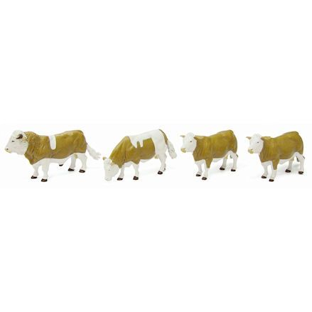 Britains 42351 Simmental Cattle, 1:32 Scale