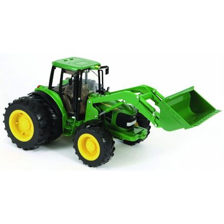 Britains 42425 Big Farm John Deere 6830S Tractor with Dual Wheels