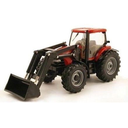 Britains 42688 Case IH Maxxum 110 Tractor, Rested on ground