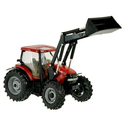 Britains 42688 Case IH Maxxum 110 Tractor, Lifted up