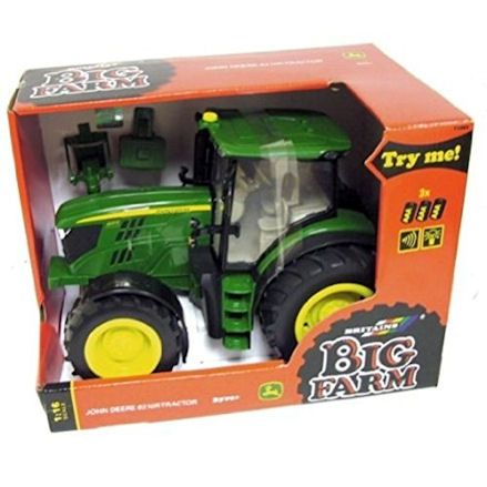 Britains 42837 Big Farm John Deere 6210R Tractor, Boxed