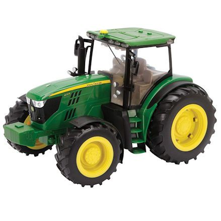 Britains 42837 Big Farm John Deere 6210R Tractor, Left Side