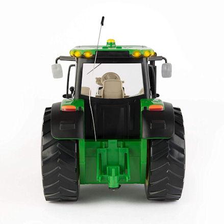 Britains 42838 Big Farm John Deere 6109R R/C Tractor, Rear View