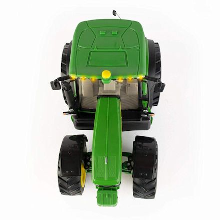 Britains 42838 Big Farm John Deere 6109R R/C Tractor, Top View