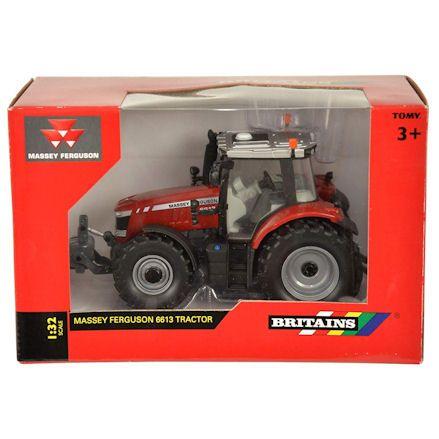 Britains 42898 Massey Ferguson 6613 Tractor, Boxed