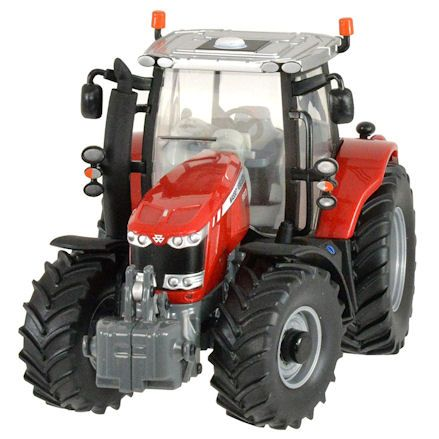 Britains 42898 Massey Ferguson 6613 Tractor, Front