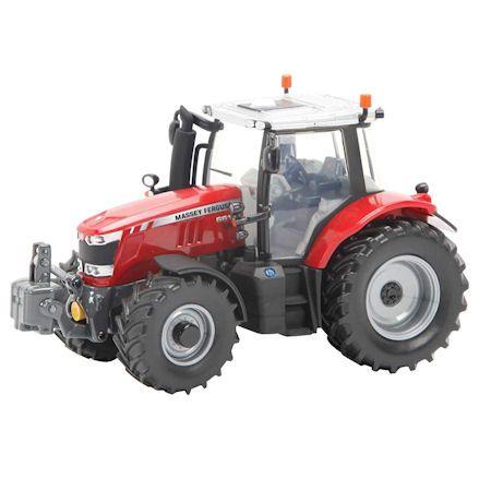 Britains 42898 Massey Ferguson 6613 Tractor, Left