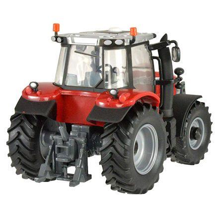 Britains 42898 Massey Ferguson 6613 Tractor, Rear