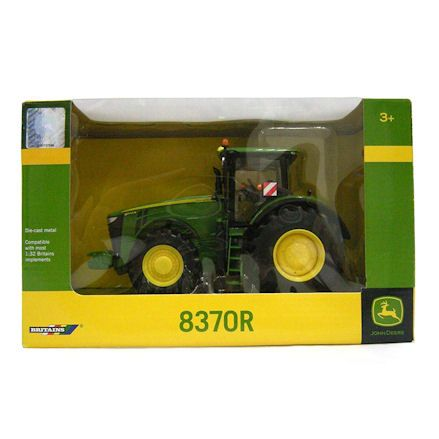 Britains 42999 John Deere 8370R Tractor, Boxed